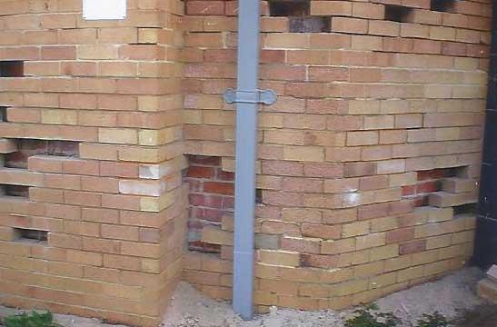 Brick Replacement Allbrick Restoration