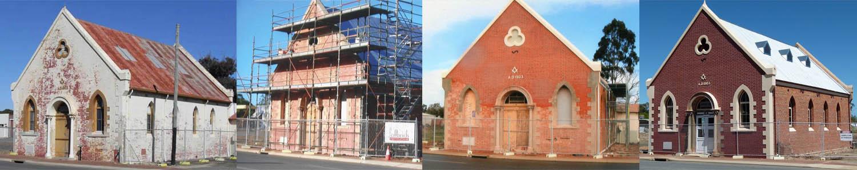 Allbrick Restoration Repairs To All Masonry